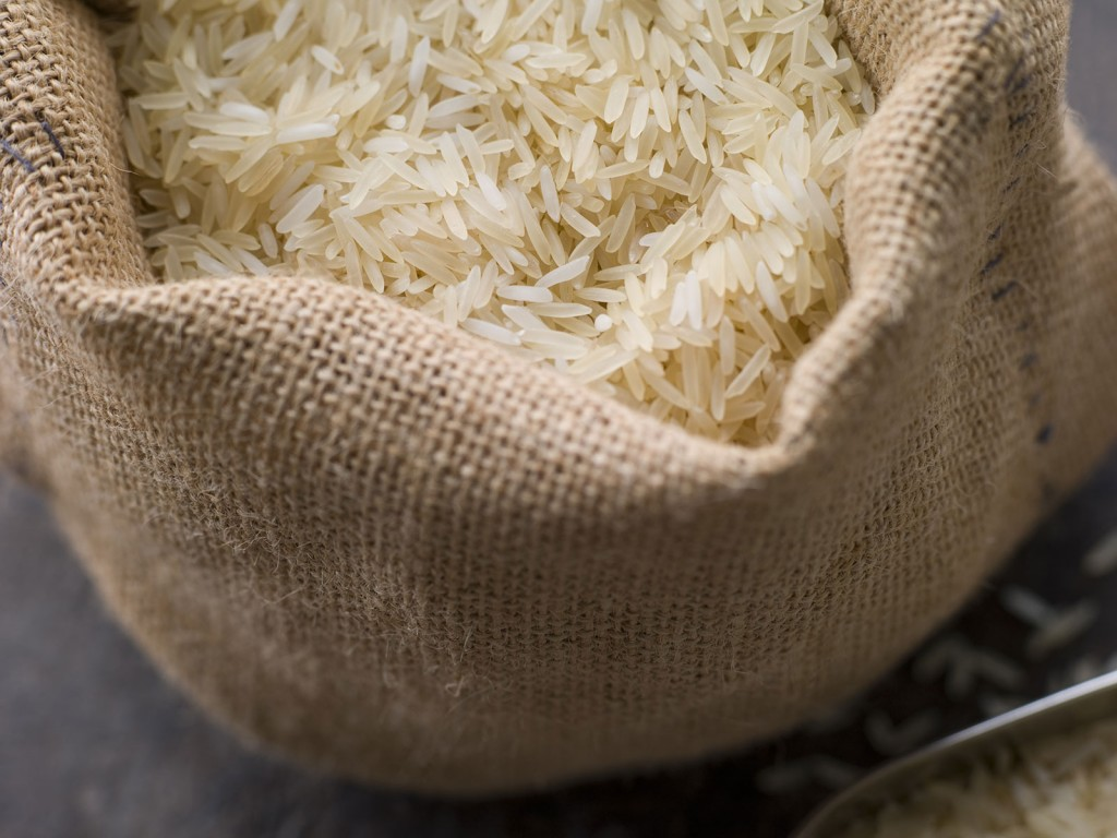 Basmati Rice - Parboiled Long Grain