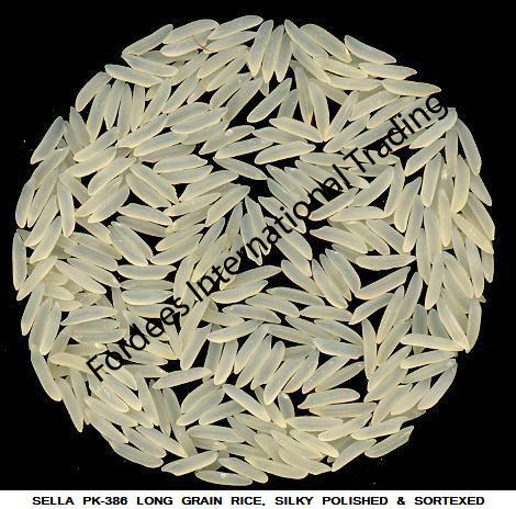 Non-Basmati Rice - Parboiled Long Grain